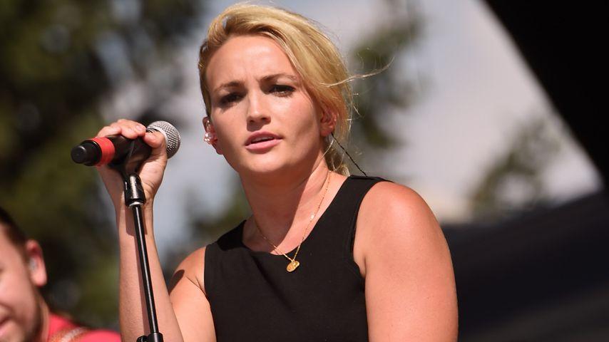 Jamie Lynn Spears bei einem Auftritt 2015