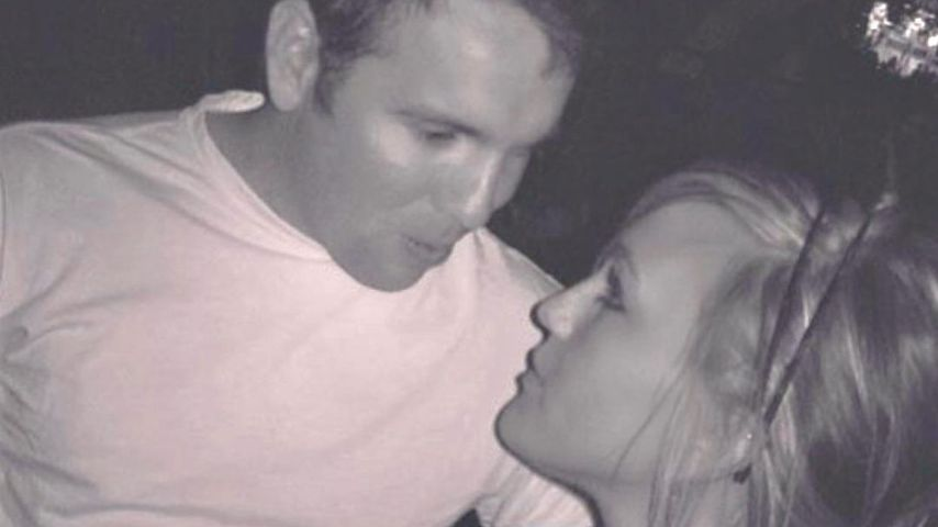 Jamie Lynn Spears mit ihrem Mann Jamie Watson