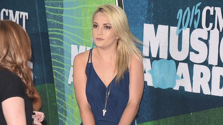 Jamie Lynn Spears bei den CMT Music Awards 2015