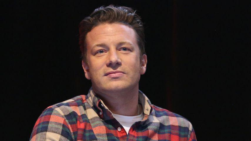 Noch okay? So bestraft Jamie Oliver seine Kids