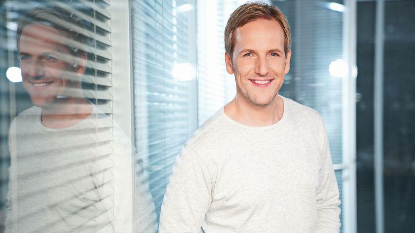 Jeden Morgen ein Lächeln: Jan Hahns schillernde TV-Karriere