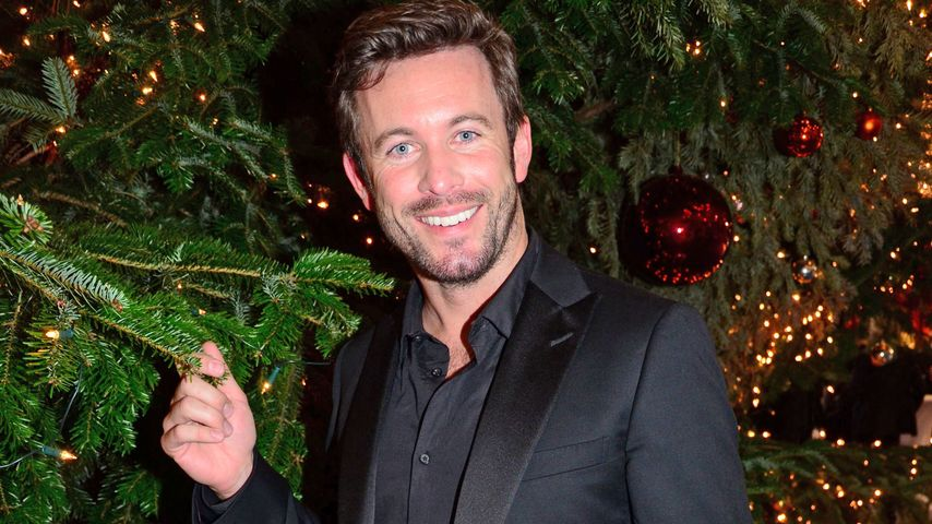 Ex-GZSZ-Star Jan Hartmann: So schön feiert er Weihnachten!