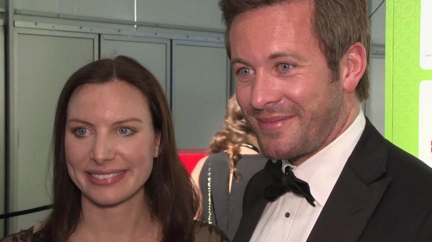 Jan Hartmann und Ehefrau Julia