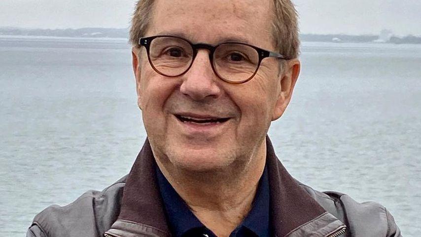 Jan Hofer in Scharbeutz im Oktober 2020
