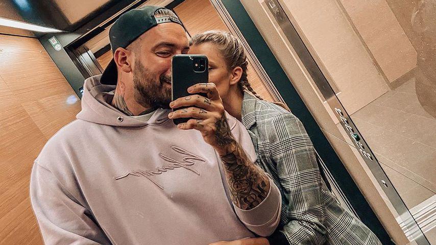 """""""Meine Perle"""": Jan Leyk teilt neues Foto mit seiner Freundin"""