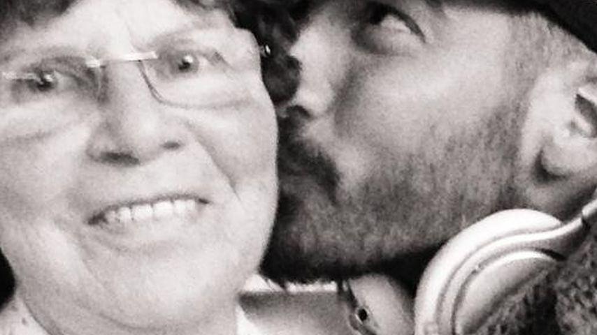 Wie putzig! Jan Leyk zeigt uns seine geliebte Oma