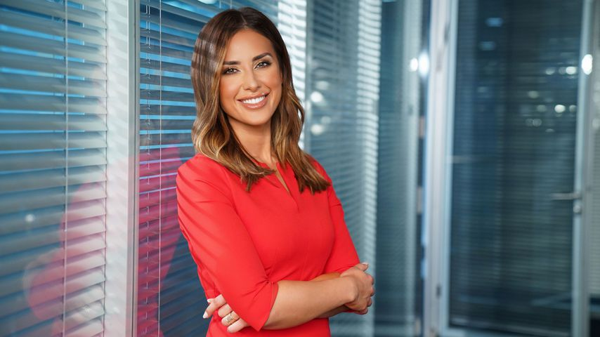 Jana Azizi, RTL-Moderatorin