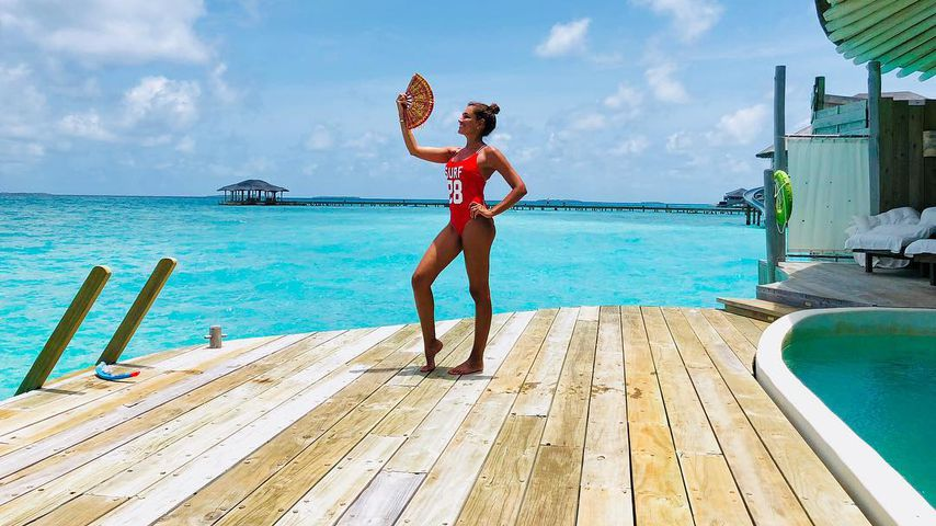 Nur Sport? Jana Ina Zarrellas Geheimtipp für Top-Strandfigur