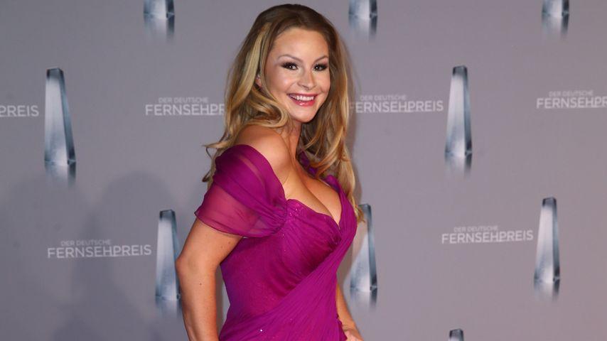 Jana Julie Kilka beim Fernsehpreis 2016