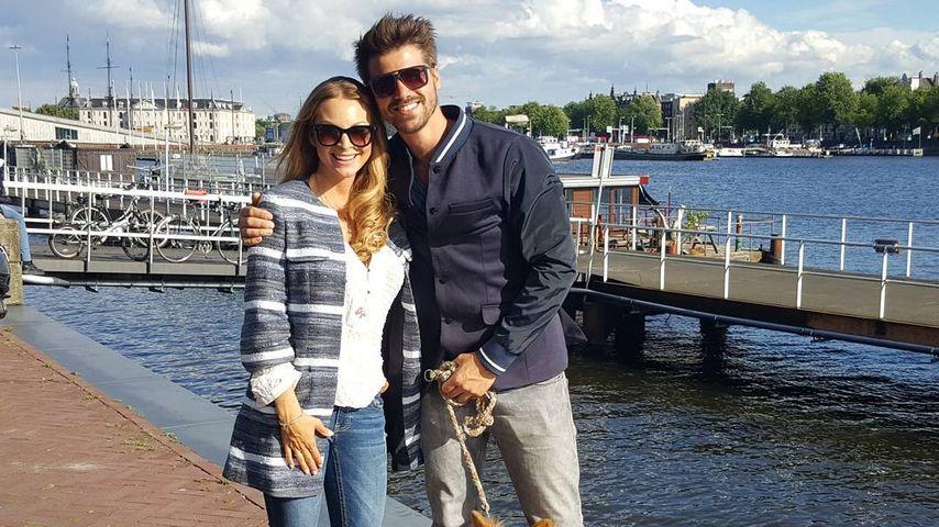 Jana Julie Kilka und Thore Schölermann in Amsterdam