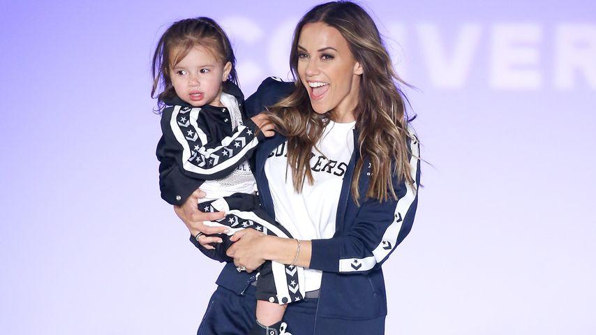Jana Kramer mit ihrer Tochter
