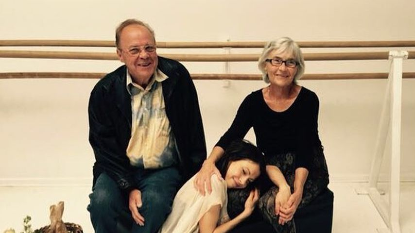 """""""Let's Dance""""-Jana: So süß unterstützen sie die Großeltern!"""