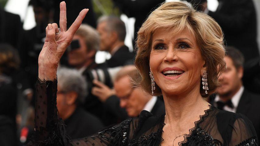 Jane Fonda beim Filmfestival in Cannes 2018