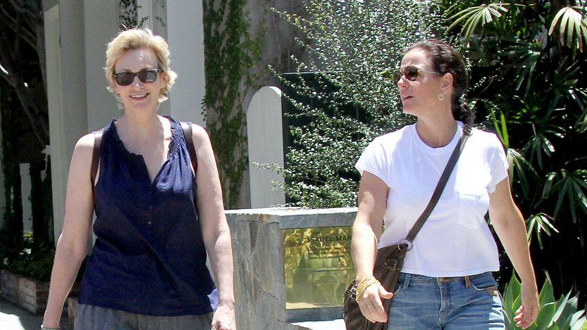 Jane Lynch: Ihre Noch-Ehefrau gibt ihr jetzt Kraft