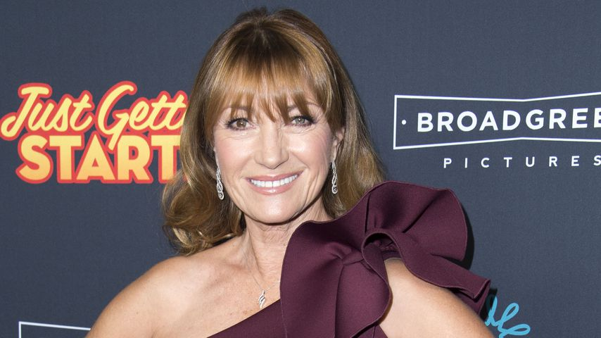 "Jane Seymour bei der Premiere von ""Just Getting Started"""