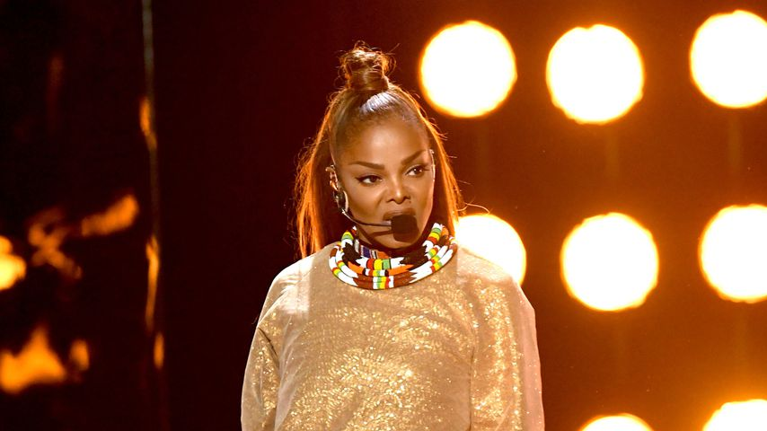 Janet Jackson bei den Billboard Music Awards 2018
