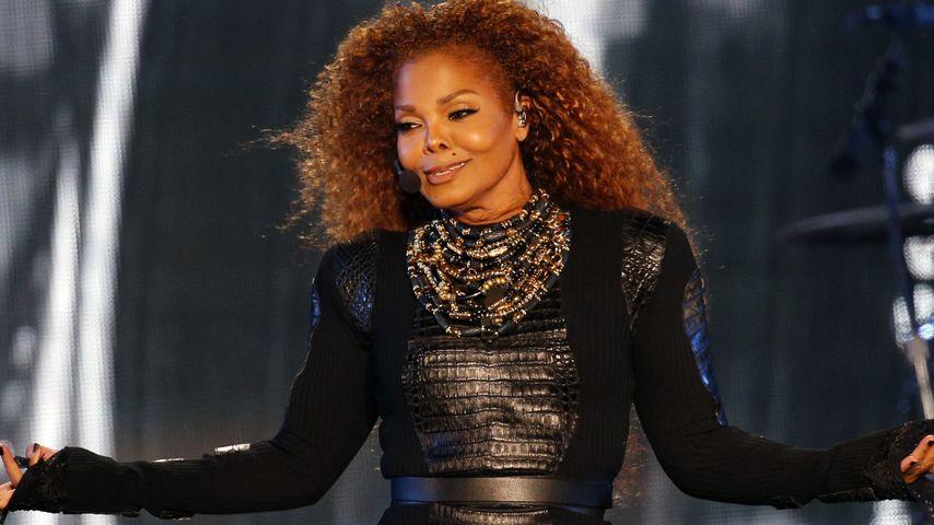 1. Baby mit 50: Das sagt Janet Jacksons Mutter Katherine