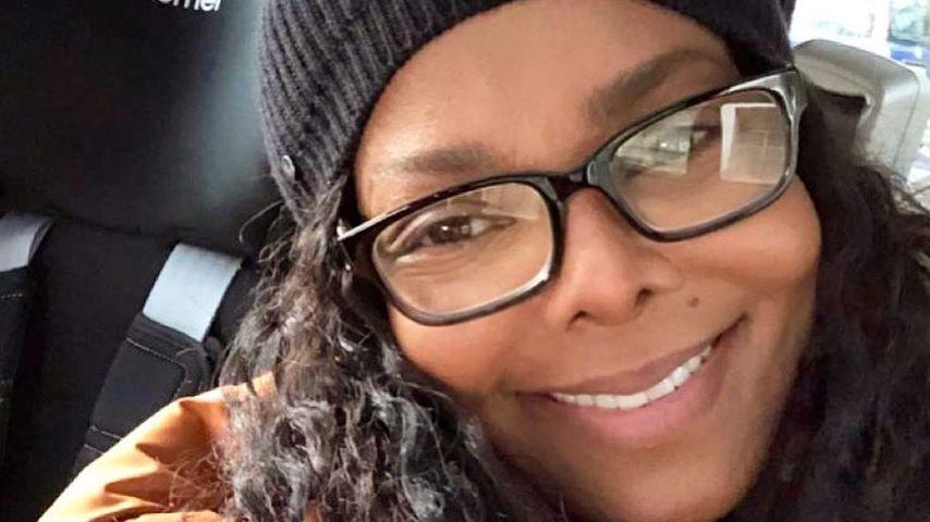 Janet Jackson im November 2019