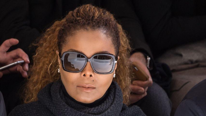 Gefahr für das Baby? Janet Jackson zur Bettruhe gezwungen