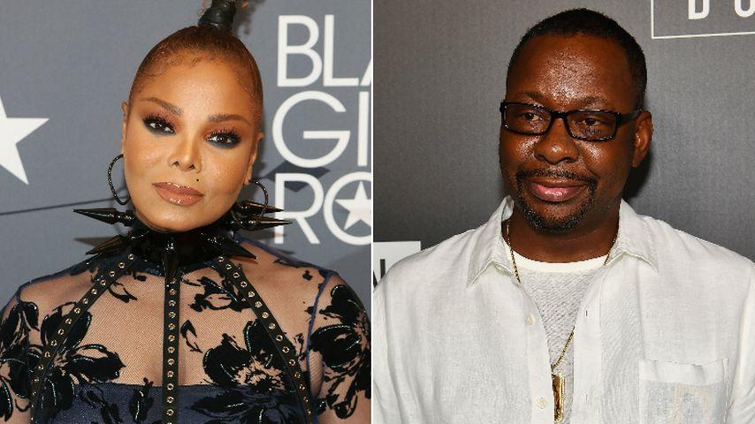 Aus Bett geworfen: Was lief bei Janet Jackson & Bobby Brown?
