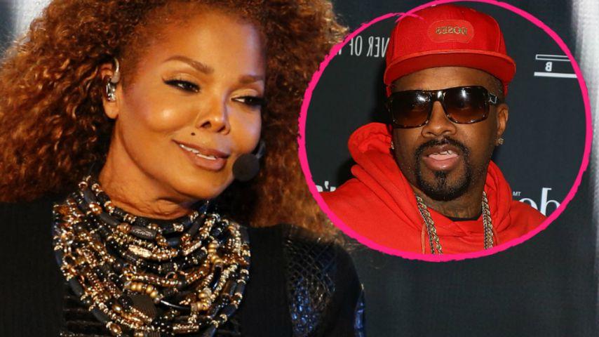 Janet Jackson: Geht sie zu Ex-Ex Jermaine Dupri zurück?