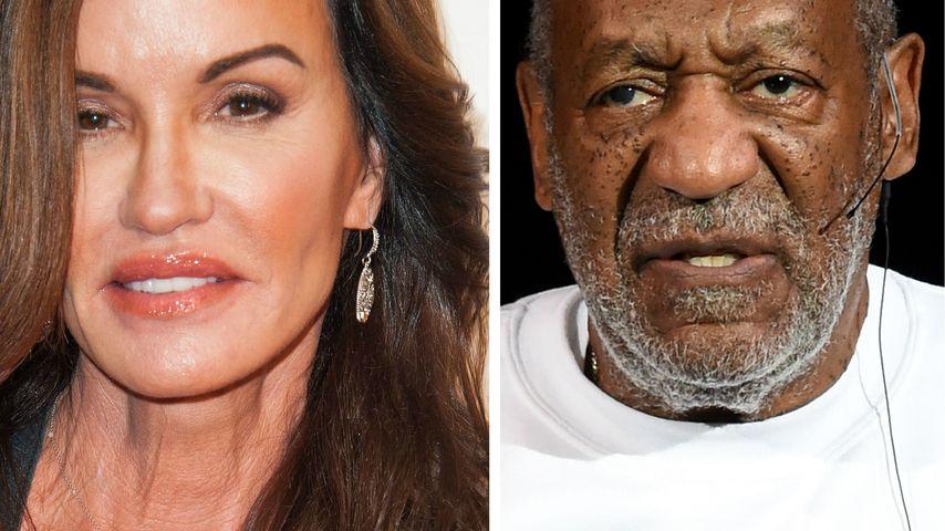 Verleumdung: Janice Dickinson verklagt Bill Cosby