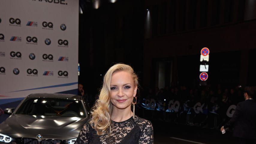 Schauspielerin Janin Ullmann bei den GQ Men of the Year Awards 2015 in Berlin
