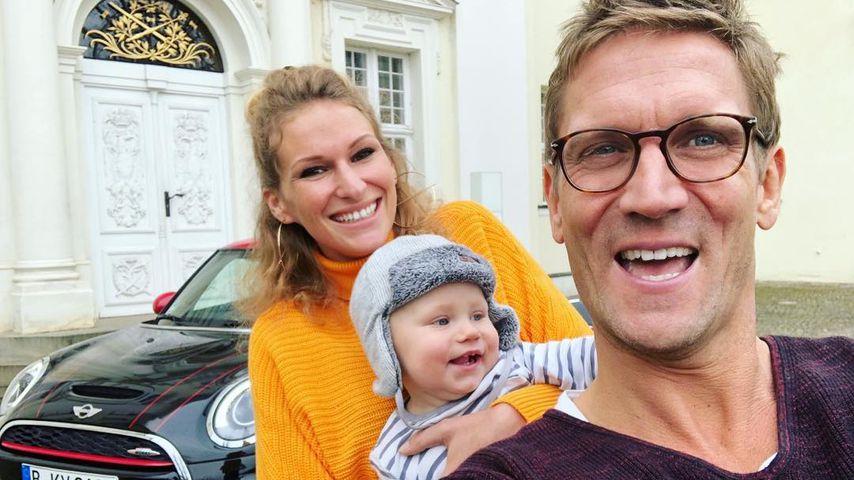 Ganze Familie in der Klinik: Peer Kusmagk wurde operiert!