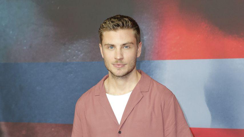 Jannik Schümann im März 2020