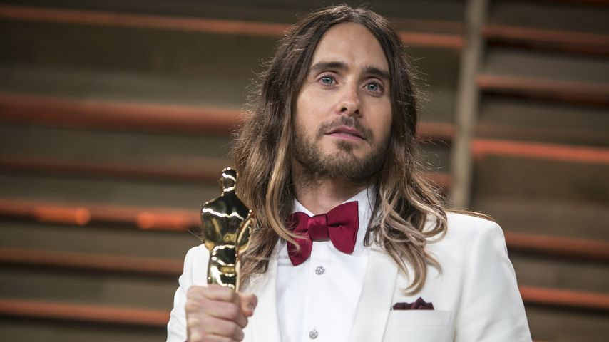 """""""Einfach verschwunden"""": Jared Leto hat seinen Oscar verloren"""