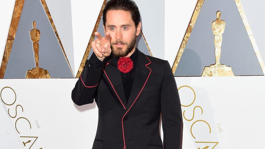 Traum in Flieder: So kam Jared Leto zu den Oscars