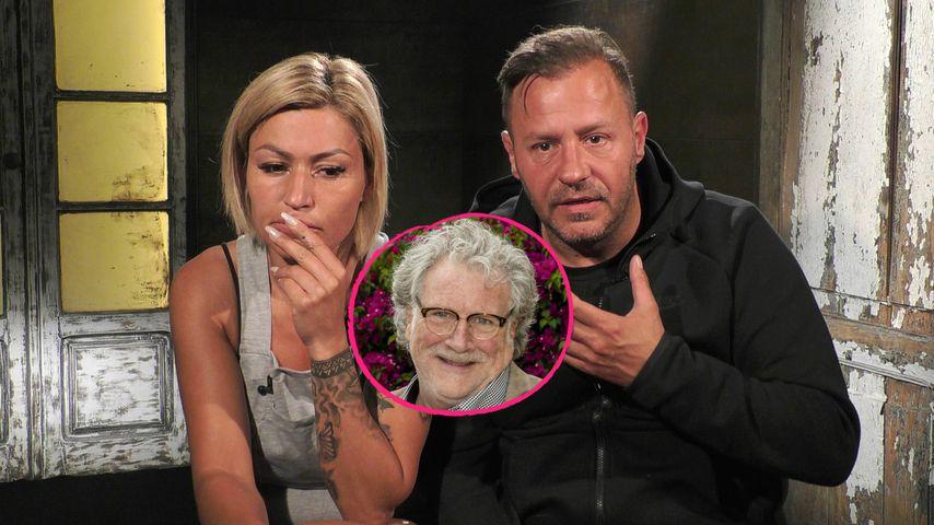 Willi und Jasmin Herren äußern sich zu Quentins Grapschern!