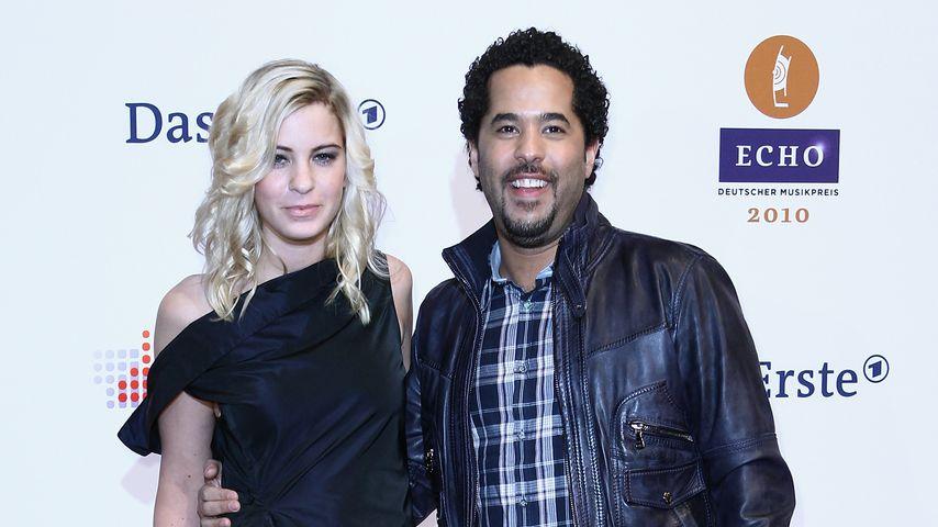 Jasmin und Adel Tawil im Jahr 2010