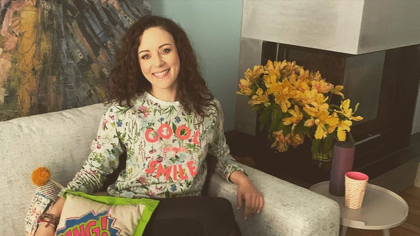Jasmin Wagner, April 2020