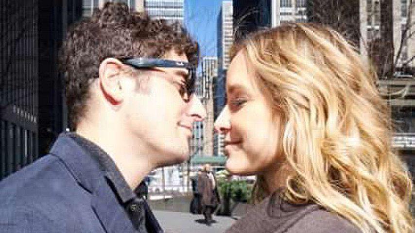 Jason Biggs und seine Ehefrau Jenny Mollen