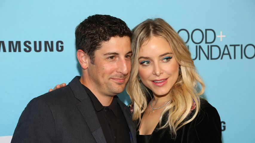 Jason Biggs und Jenny Mollen im September 2018