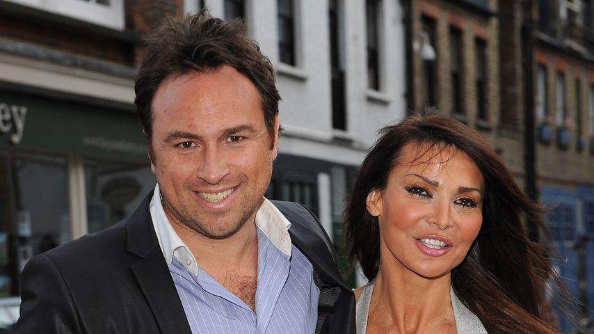 Jason und Lizzie Cundy, 2009