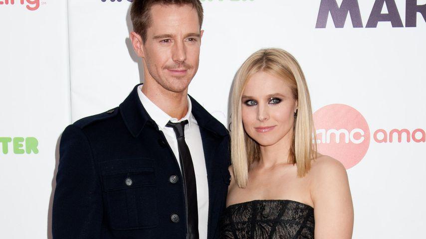 """Jason Dohring und Kristen Bell bei einem """"Veronica Mars""""-Screening"""