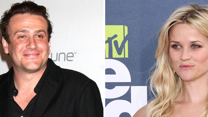 "Reese Witherspoon & Jason Segel drehen ""Sex Tape"""