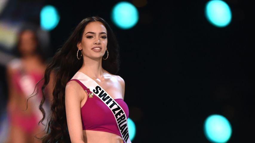 Jastina Doreen Riederer bei der Wahl zur Miss Universe 2018