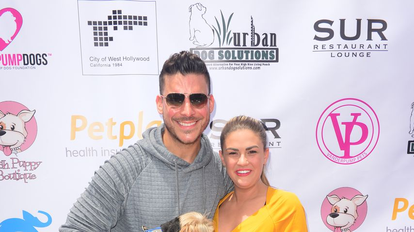 Jax Taylor und Brittany Cartwright im Mai 2019