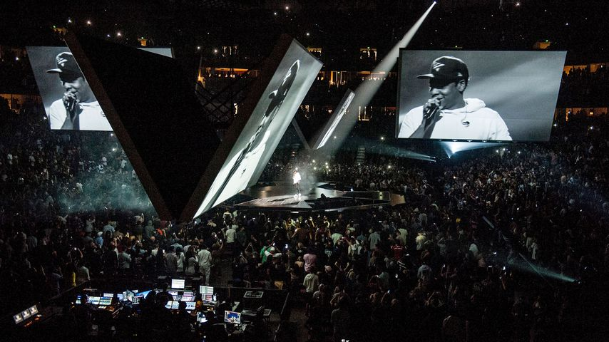 Jay-Z, 4:44 Tour in Anaheim, Californien