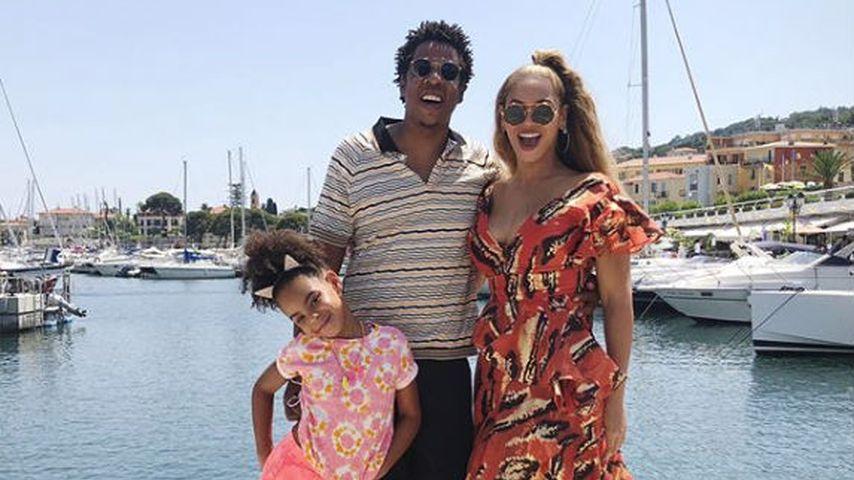 Trotz Tour-Stress: Beyoncé & Jay-Z gönnen sich Auszeit