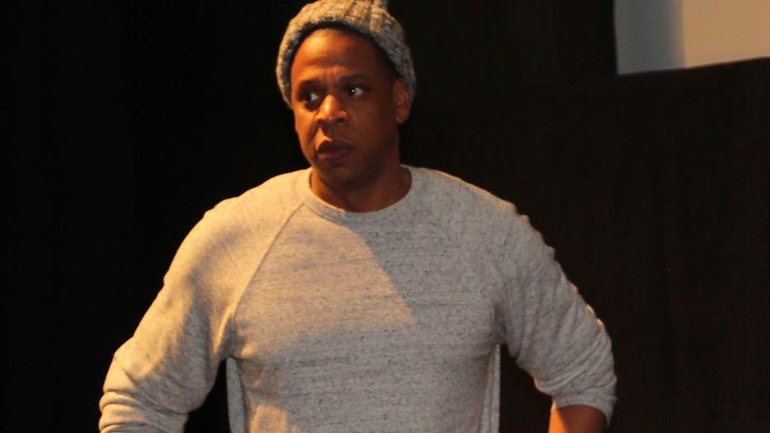 """Jay-Z bei der Premiere von """"Time: The Kalief Browder Story"""""""