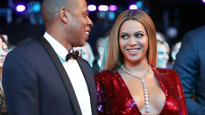 Jay-Z & Beyoncé: Nannten sie ihre Twin-Tochter deshalb Rumi?