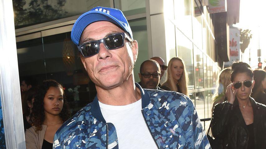 Wegen Kylie: Jean-Claude van Damme bricht Interview ab