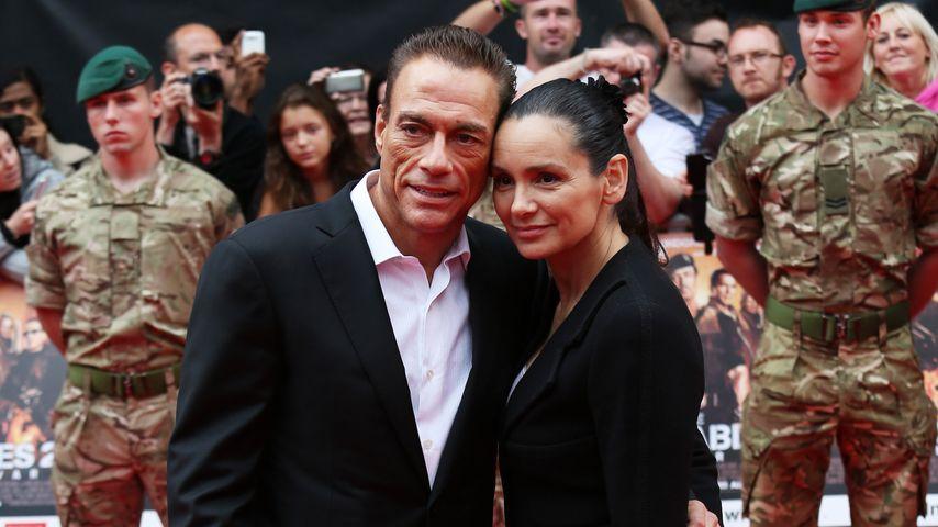 Zum 5. Mal: Ehe-Aus bei Jean-Claude van Damme