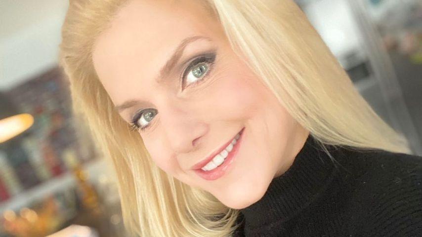 Jeanette Biedermann im Mai 2021 in Köln