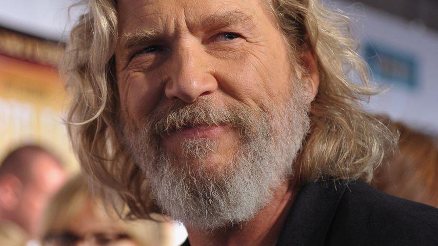 Jeff Bridges in New York City