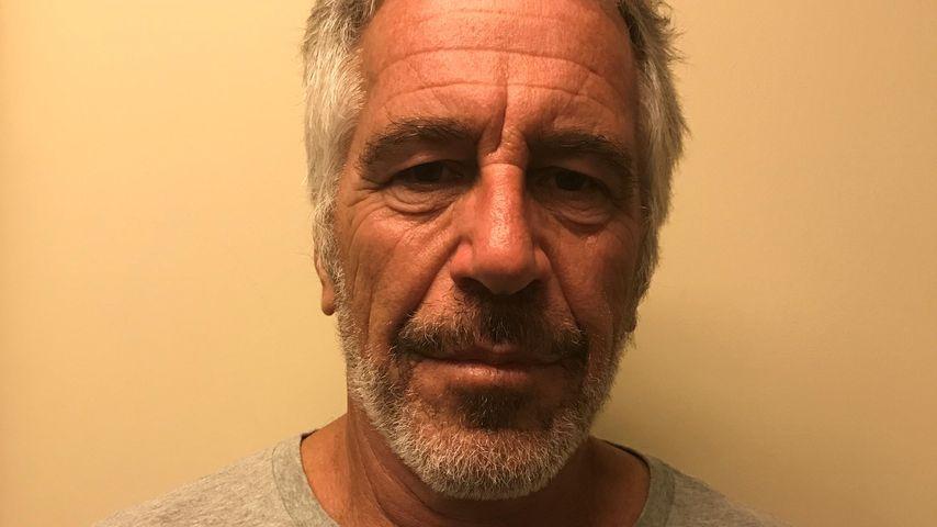 Jeffrey Epstein auf einem Polizeifoto, März 2017
